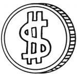 disegno-di-monete-soldi-economia-oro-da-colorare